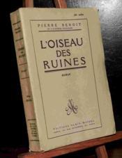 L'Oiseau Des Ruines - Couverture - Format classique