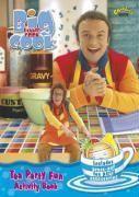 Big cook little cook: tea party fun: activity book - Couverture - Format classique