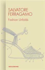 Salvatore ferragamo fashion unfolds - Couverture - Format classique