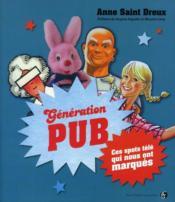 Génération Pub - Couverture - Format classique
