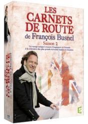 Les Carnets De Route De François Busnel - Saison 2 - Couverture - Format classique