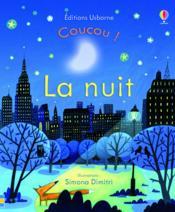 COUCOU ! ; la nuit - Couverture - Format classique
