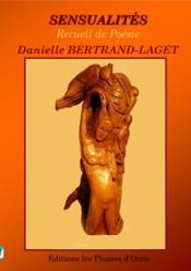 Sensualités ; recueil de poésie - Couverture - Format classique