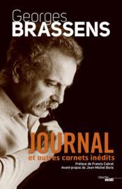 Journal et autres carnets ; inédits - Couverture - Format classique
