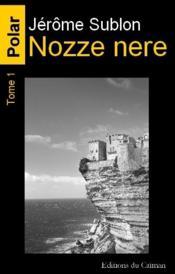 Nozze nere t.1 - Couverture - Format classique