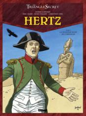 Le triangle secret - Hertz T.5 ; la troisième mort de l'empereur - Couverture - Format classique