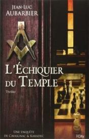 L'échiquier du Temple - Couverture - Format classique