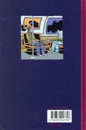 Les voyeurs - 4ème de couverture - Format classique
