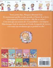 Margaux, la miss cracra des coquinettes - 4ème de couverture - Format classique