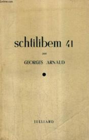 Schtilibem 41. - Couverture - Format classique