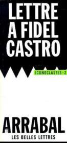 Lettre a fidel castro - Couverture - Format classique