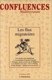 Flux Migratoires - Couverture - Format classique