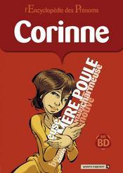L'encyclopédie des prénoms en BD t.11 ; Corinne - Intérieur - Format classique
