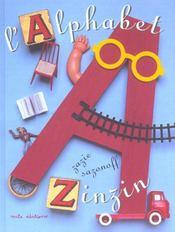 L'alphabet zinzin - Intérieur - Format classique