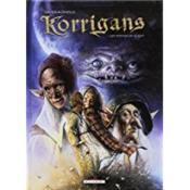 Korrigans t.1 ; les enfants de la nuit - Couverture - Format classique