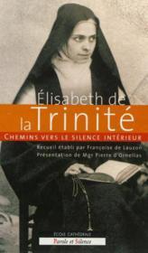 Élisabeth de la trinité - Couverture - Format classique