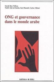 ONG et gouvernance dans le monde arabe - Couverture - Format classique