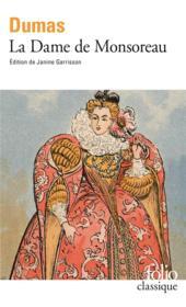 La dame de Monsoreau - Couverture - Format classique
