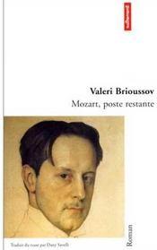 Mozart Poste Restante - Intérieur - Format classique