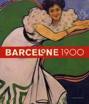 Barcelone 1900 - Intérieur - Format classique