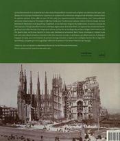 Barcelone 1900 - 4ème de couverture - Format classique