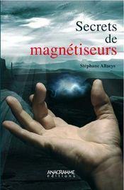 Secrets de magnétiseurs - Couverture - Format classique