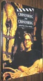 Cronenberg on Cronenberg - Couverture - Format classique