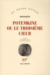 Potemkine ou le troisième coeur - Couverture - Format classique