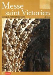 Messe St Victorien - Couverture - Format classique