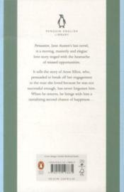 Persuasion - 4ème de couverture - Format classique