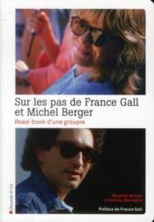 Sur les pas de France Gall et Michel Berger - Couverture - Format classique