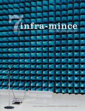 Revue Infra Mince N.7 - Couverture - Format classique