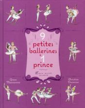 9 petites ballerines et 1 prince - Couverture - Format classique