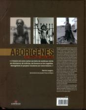 Aborigènes et peuples insulaires ; une histoire illustrée des premiers habitants de l'Australie - 4ème de couverture - Format classique