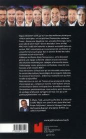 RMC ; la fabuleuse histoire d'un succès - 4ème de couverture - Format classique