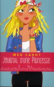 Journal d'une princesse t.1 ; la grande nouvelle - Couverture - Format classique