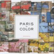 Paris in Color - Couverture - Format classique