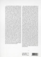 Didymoi une garnison romaine dans le desert oriental d egypte praesidia du deser - 4ème de couverture - Format classique
