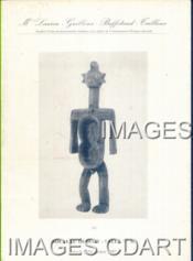 ARTS PRIMITIFS. 06/12/1983. (Poids de 62 grammes) - Couverture - Format classique