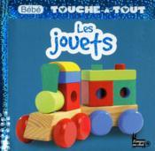 Les jouets - Couverture - Format classique