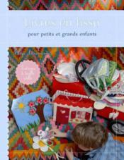 Livres en tissu ; pour petits et grands enfants - Couverture - Format classique