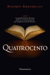 Quattrocento - Couverture - Format classique
