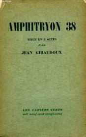Amphitryon 38. - Couverture - Format classique