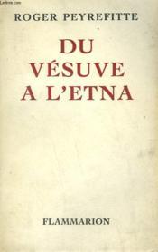 Du Vesuve A L'Etna. - Couverture - Format classique