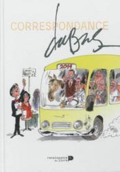 Correspondance dubus - Couverture - Format classique