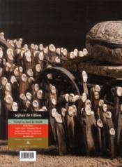AREA ; voyage au bord du monde - 4ème de couverture - Format classique