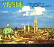 Vienne. Promenade En 70 Photos-Couleurs - Couverture - Format classique