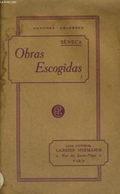 Obras Escogidas, Tomo I - Couverture - Format classique