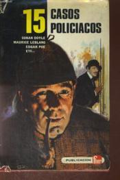 15 Casos Policiacos - Couverture - Format classique