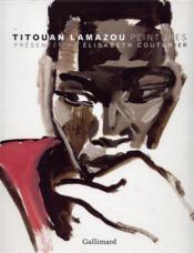 Titouan Lamazou, peinture - Couverture - Format classique